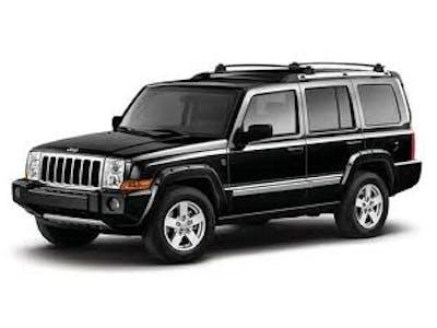 Jeep Commander 7 Seater 4X4 Auto  2008