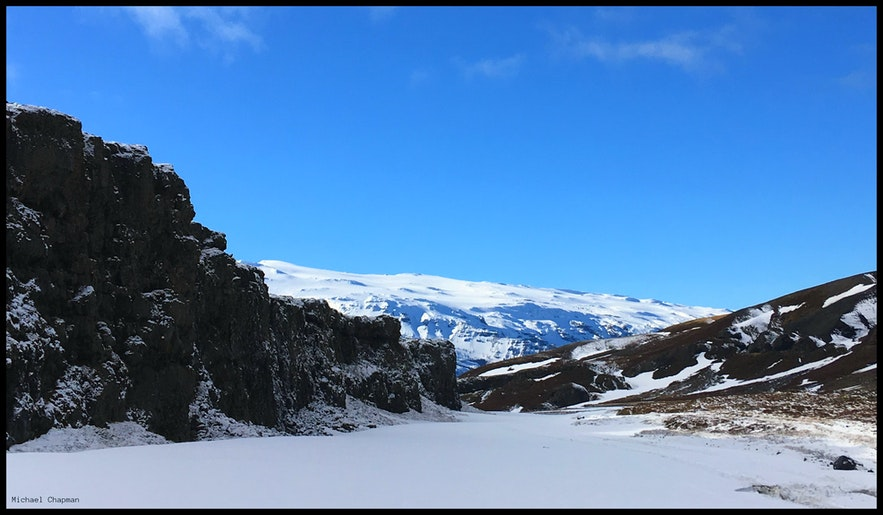 Our previous day had seen the GTI team exploring the gorgeous Central Highlands of Iceland.