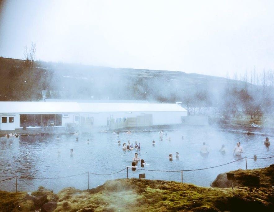 Secret Lagoon Spa, Iceland