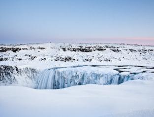 Dettifoss Waterfall Super Jeep Tour from Akureyri