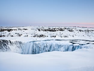 Dettifoss Waterfall Super Jeep Tour from Akureyri
