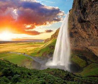 5일 아이슬란드 캠핑 링로드 일주 투어 패키지- 크레이지 퍼핀