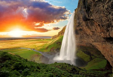 5-Day Camping Trip Around Iceland