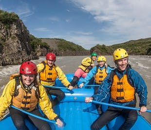 ATV & Canyon Rafting From Reykjavik