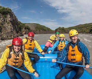 Quad et rafting   Départ de Reykjavik