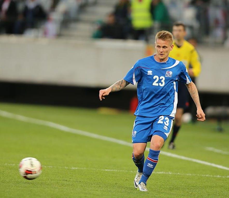 Iceland football team | © WikiCommons