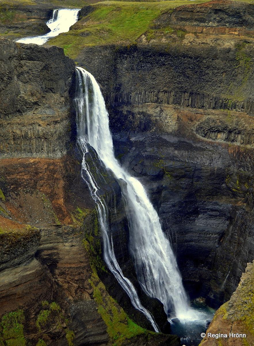 Granni waterfall