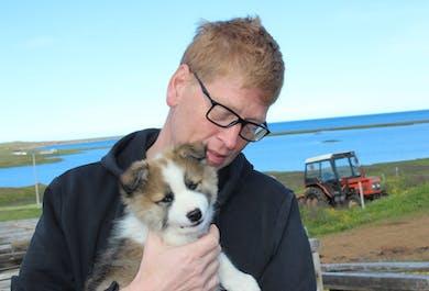 Farm Visit in Northwest Iceland