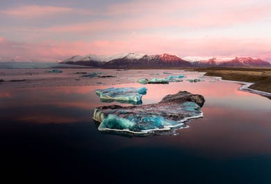 2 Day South Coast Adventure | Jokulsarlon Glacier Lagoon with Glacier Hike