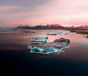 2 Day South Coast Adventure | Jokulsarlon Glacier Lagoon with Glacier Hike