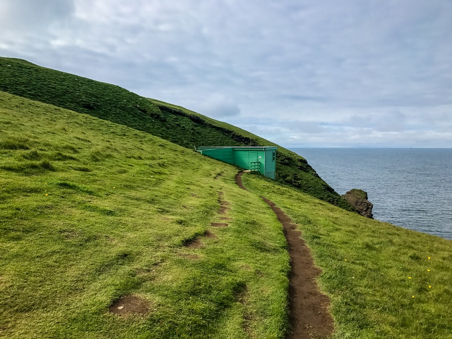 Westman Islands Puffin Lookout