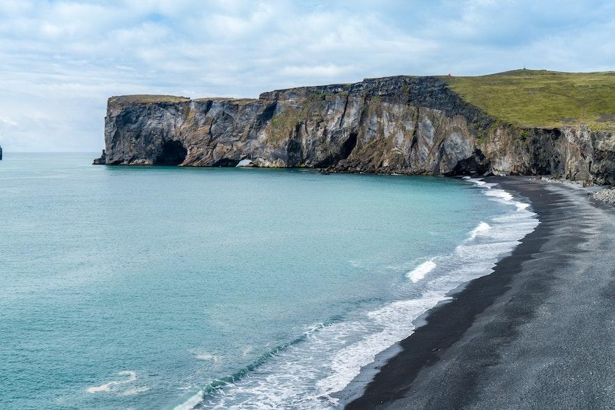 Dyrholaey Rock Arch
