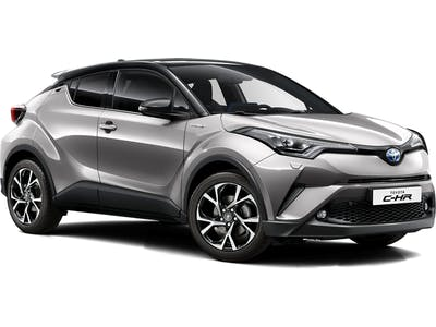 Toyota  C-HR - 4x4 - Extra driver included 2018