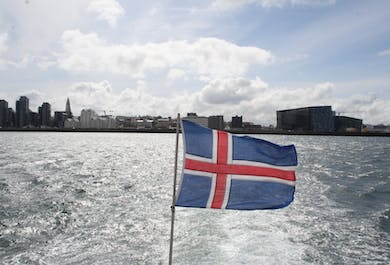 Discover Reykjavik by Sea | 90-Minute Boat Tour