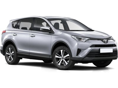 Toyota RAV4 4X4 A- Hybrid - Extra driver included - 2018