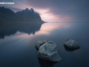 夏のセルフドライブツアー8日間|キャンプでアイスランド一周!