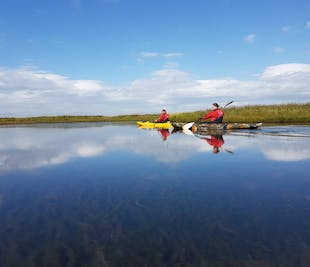 Robinson Crusoe Kayaking | Guideless Kayaking near Stokkseyri