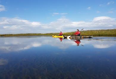 Robinson Crusoe Kayaking | Guideless Kayaking near Stokkseyri