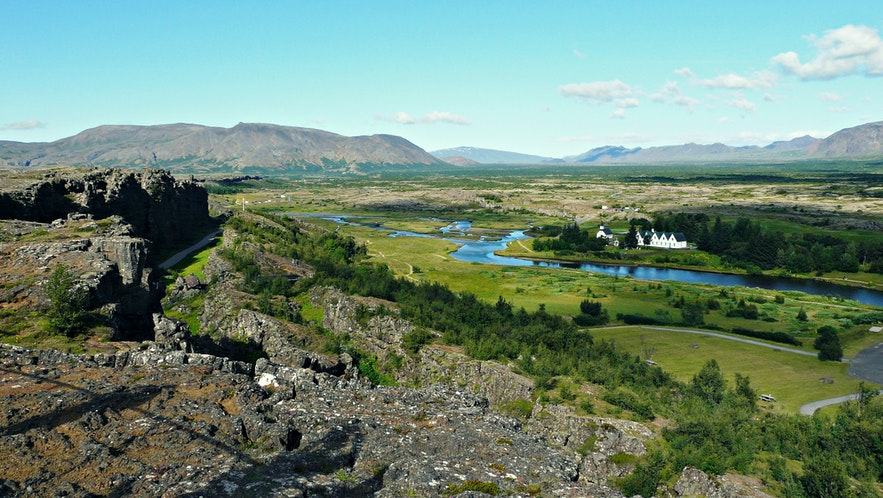 National Park | Guide to Iceland | Diving in Iceland