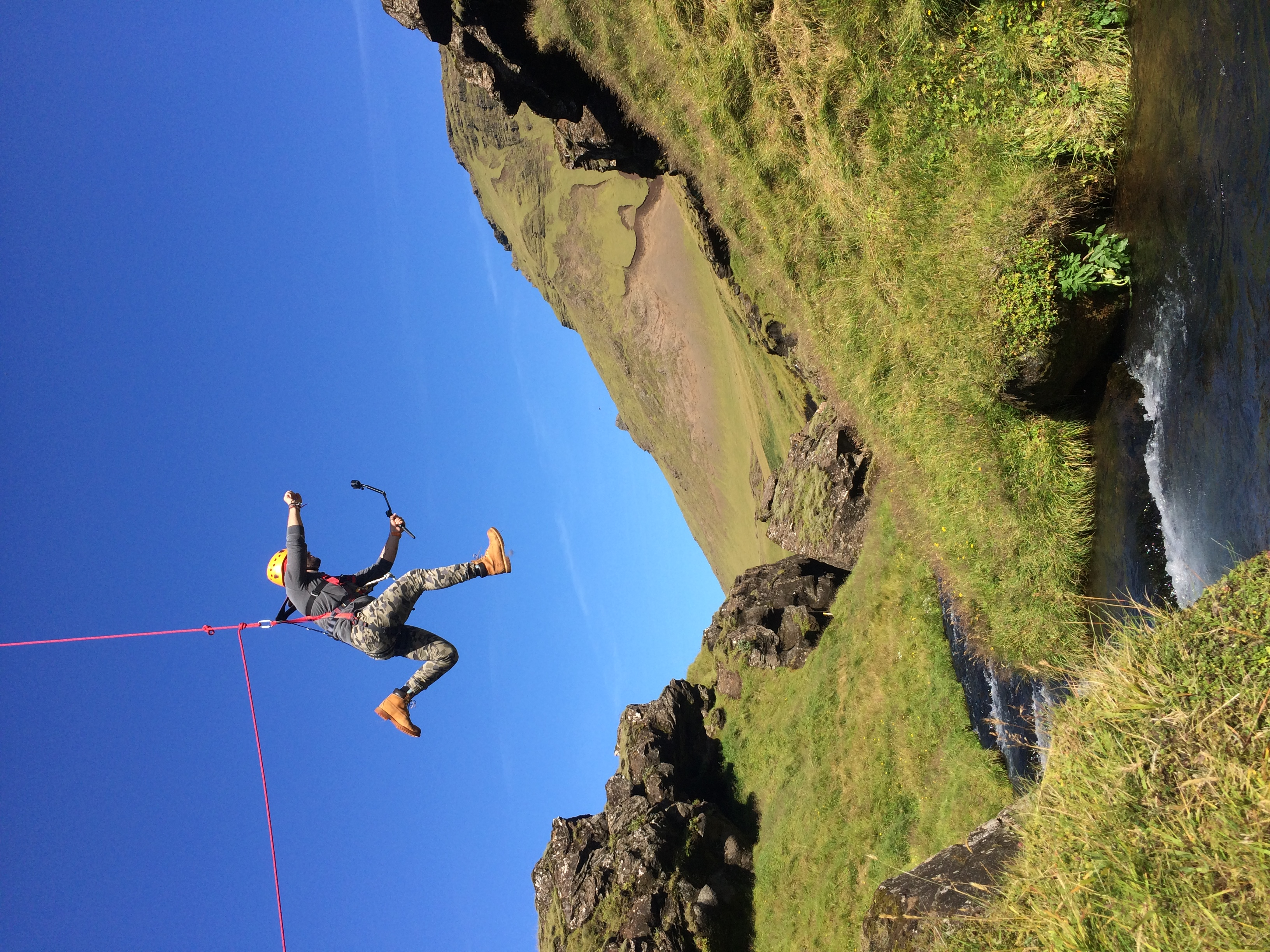 Feel the adrenaline rush through your body on a zipline tour.
