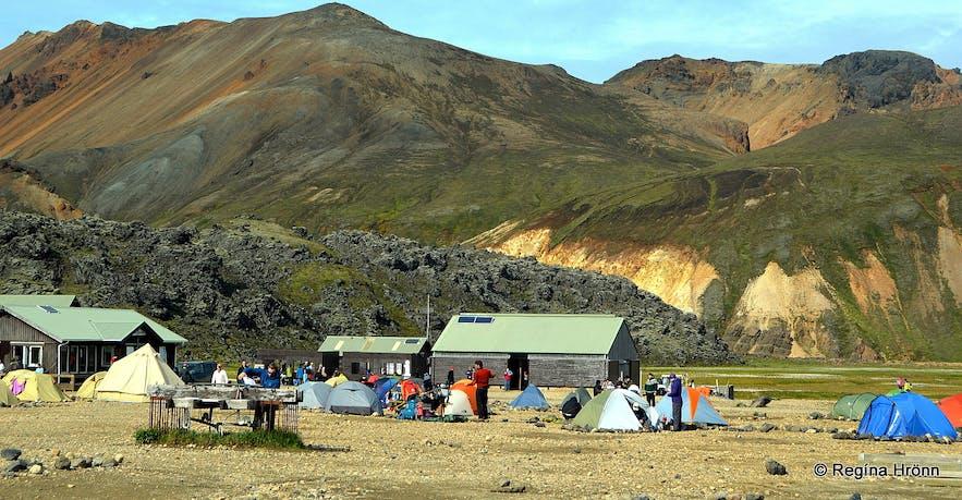 Landmannalaugar - a Geothermal Tour with breathtaking Rhyolite Mountains