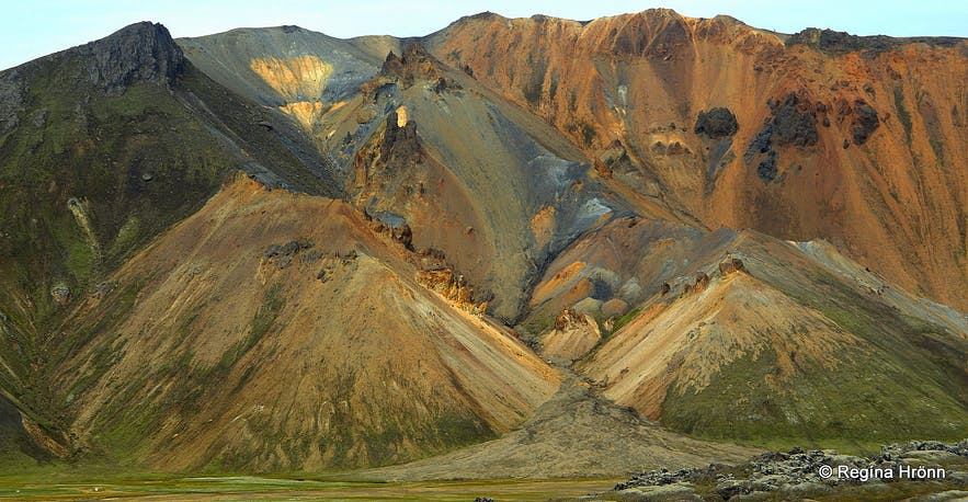 Landmannalaugar - a Geothermal Tour with breathtaking Rhyolite Mountains