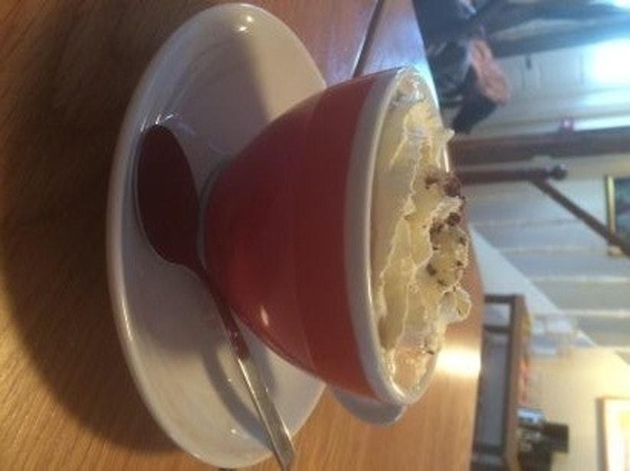 Hot Chocolate, Kaffibrennslan