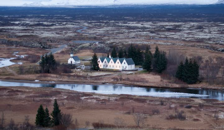 Þingvellir is a UNESCO World Heritage Site, a National Park, and a stop on the famous Golden Circle.