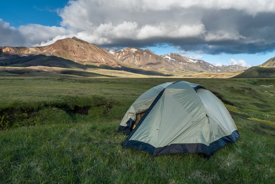 Camping in Iceland | Guide to Iceland | Summer in Iceland