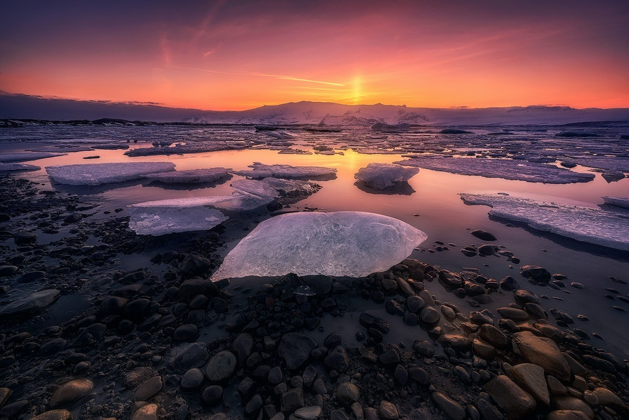 Summer Sun | Guide to Iceland | Summer in Iceland