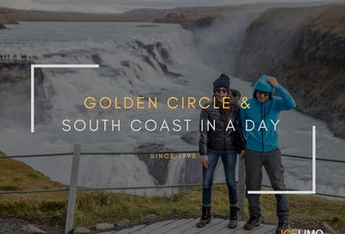 Golden Circle & South Coast   Private Day Tour