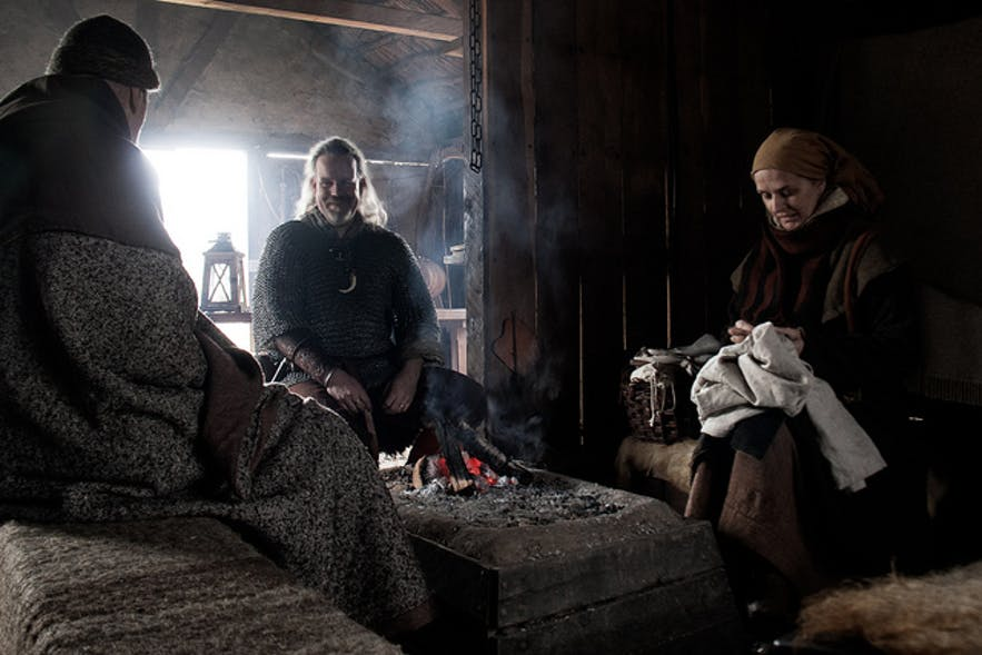 Life for Iceland's earliest settlers, the Norsemen, was undeniably tough, with the elements and terrain posing enormous problems when controlling land.