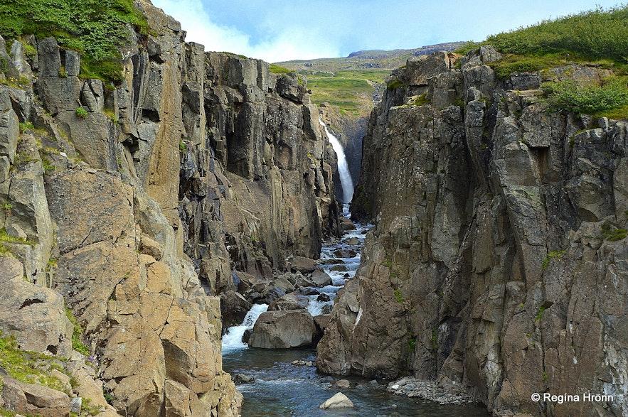Goðafoss at Strandir