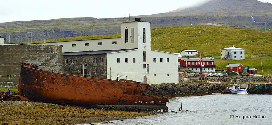 Djúpavík at Strandir
