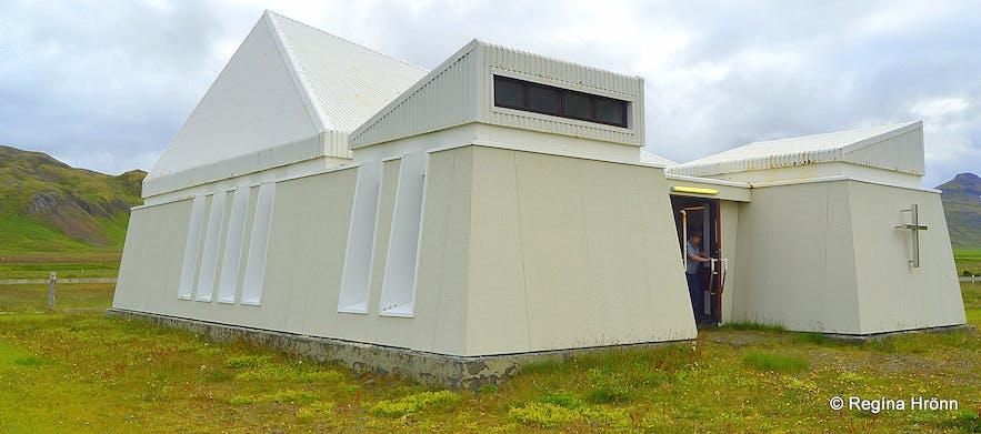 Trékyllisvík at Strandir