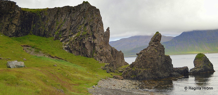 Norðurfjörður at Strandir