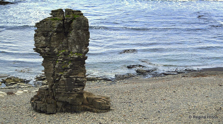 Þrjátíudalastapi at Strandir