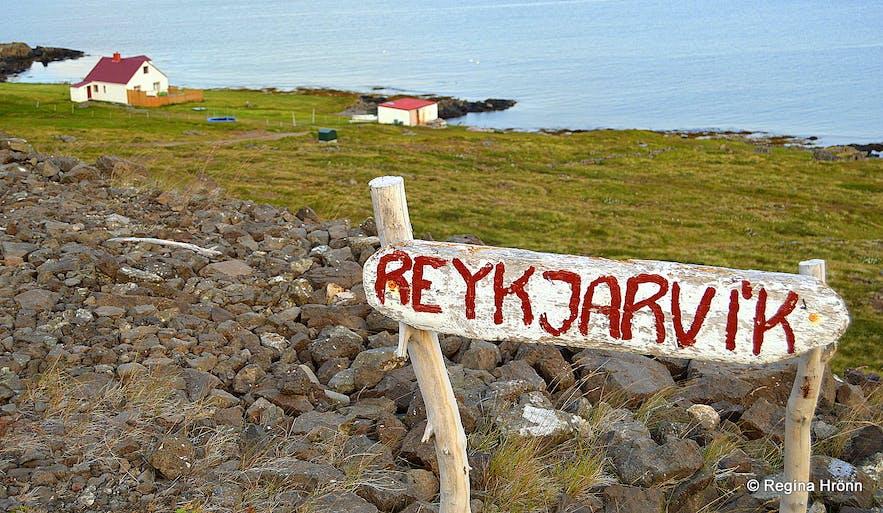 Reykjarvík at Strandir