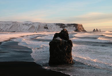 10 Day Winter Tour around Iceland with Ice Cave