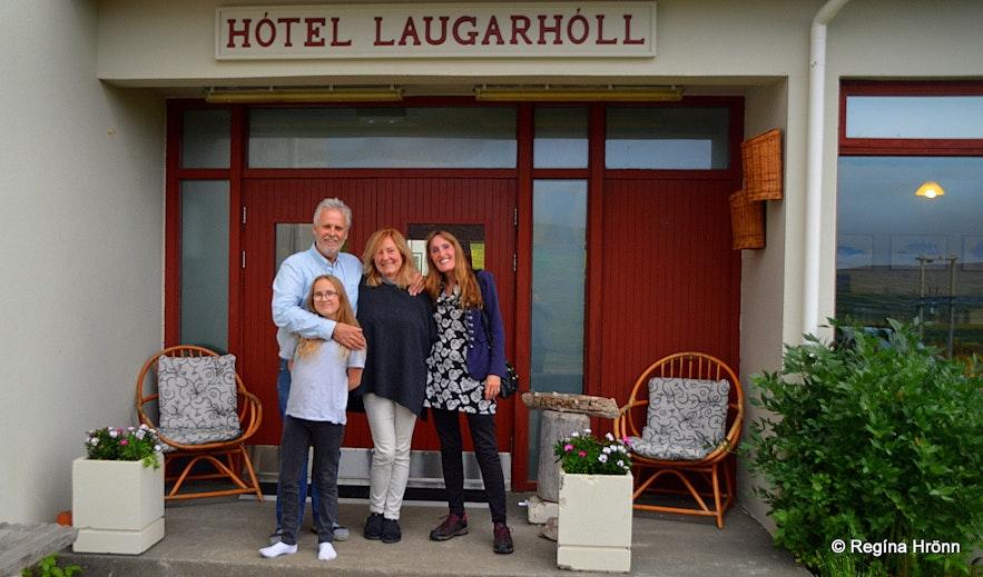 Hotel Laugarhóll Bjarnarfjörður Westfjords