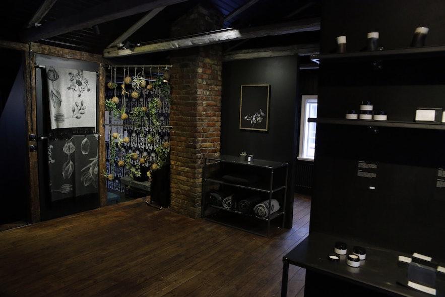 冰岛首都雷克雅未克Sigur Rós创始人Jónsi的生活方式概念店Fischer-店面空间