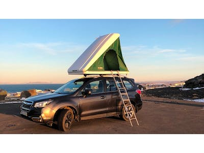 Subaru Forester 4x4 + Roof Tent 2017