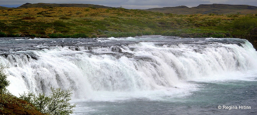 Faxi waterfall South-Iceland
