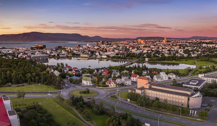 24-godzinna karta miejska Reykjavik z wejściem do muzeów, galerii i basenów geotermalnych