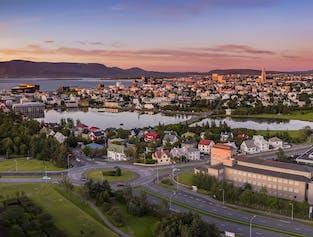 Explora la ciudad de Reikiavik con la City Card de 24 horas.