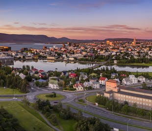 Reykjavik City Card | Besucherpass (24 Stunden)