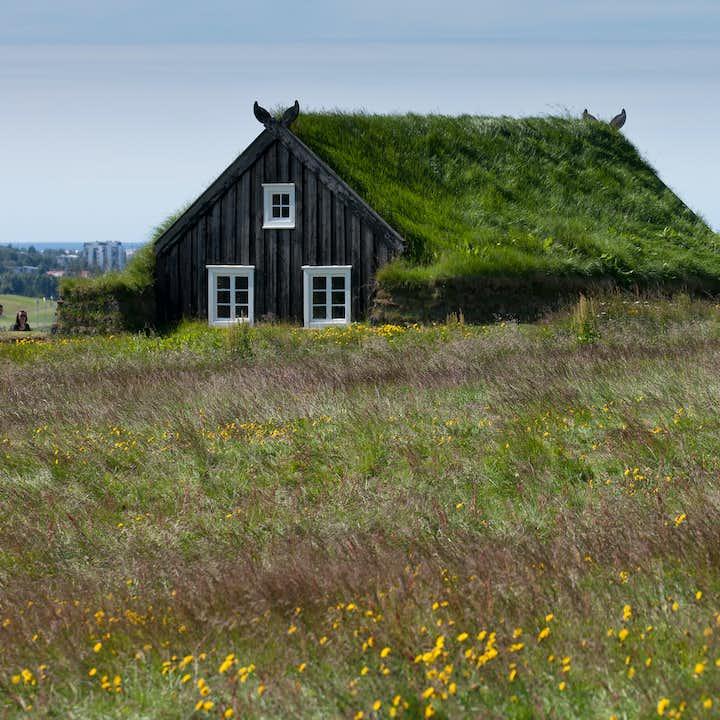 Visit Árbæjarsafn Open Air Museum with the 72-Hour City Card.