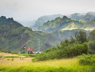 3-Day Fimmvörðuháls Trek in Huts - Part 2