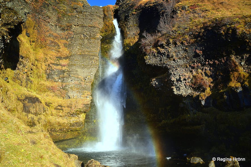 A Local's favourite Icelandic Waterfalls