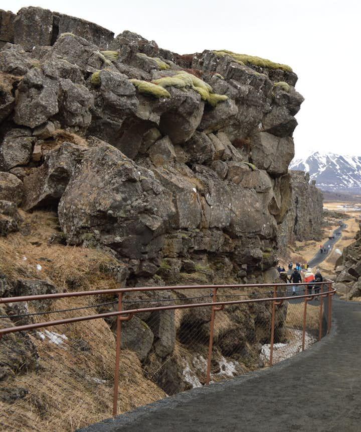 かつて穴が開いてしまったアルマンナギャゥの道
